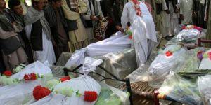 ABD Afganistan'da yine sivilleri vurdu: 21 ölü