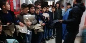 İstanbul'dan Kozluk'a yardım eli
