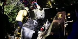 Military helicopter crashes in Istanbul killed 4 soldiers