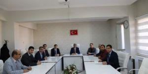 """Mardin'de """"TIMSS 2019 Uygulaması"""" toplantısı"""
