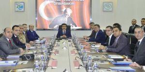 Diyarbakır'da uyuşturucu ile mücadele toplantısı yapıldı