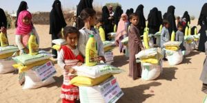 Hope Caravan continues humanitarian aid in Yemen