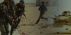Sina Yarımadasında çatışma: 22 ölü