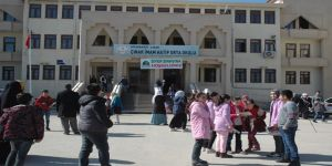 Çınar'da 18 noktada Siyer Sınavı yapıldı