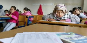 Kozluk'ta Siyer Sınavına yoğun katılım