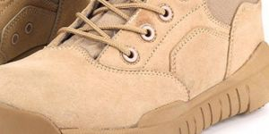 Military boots containing tracking chips seized at Gaza border