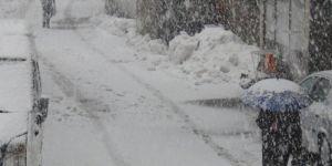 Rize ve Artvin'in iç kesimlerinde yoğun kar yağışı uyarısı