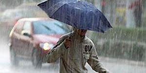 Akdeniz Bölgesi'nde sağanak yağış etkili olacak