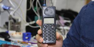 Türkiye'de cep telefonu 25 yaşında