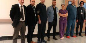 Mardin Devlet Hastanesinde beyincik tümörü ameliyatı yapıldı