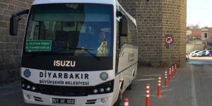 Diyarbakır'daki türbelere ücretsiz servis başladı