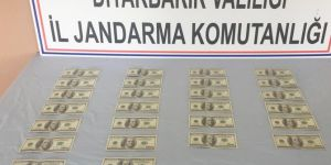 Çınar'da sahte dolar ele geçirildi