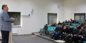 Van Büyükşehir Belediyesi personeline NETCAD Eğitimi