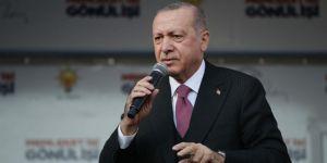Cumhurbaşkanı Erdoğan'dan AB'ye idam tepkisi