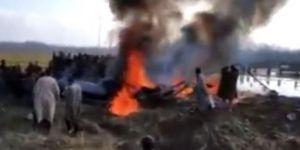 Pakistan 2 Hindistan savaş uçağını vurdu