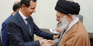 Assad in Iran for the first time since the beginning of the war