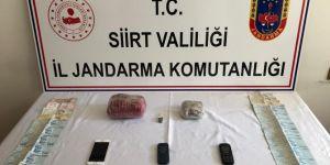 Baykan'da uyuşturucudan 3 kişi gözaltına alındı