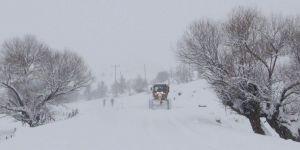 Turkish Meteorology service warning for snowfall