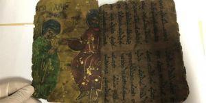 800-year-old Hebrew book seized in Diyarbakır