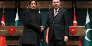 President Erdoğan holds phone call with Pakistani Prime Minister Khan