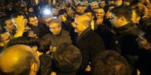 İçişleri Bakanı Soylu Çınar'da seçim bürosu açtı