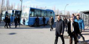 Kampüs'ün ulaşımı Büyükşehir kontrolünde