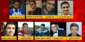 Heartbreaking drama of 9 young men executed in Egypt