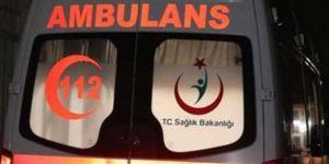 Mersin'de kamyon devrildi: Bir ölü bir yaralı