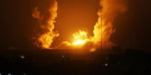 Occupying gangs target sites in Gaza
