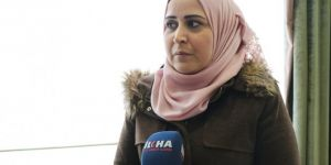 Fatima Atlas, tortured in Assad prison, cannot forget what she has been through