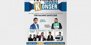 """Concert to be held for the benefit of the """"World Orphans"""""""