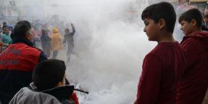 Viranşehir'de deprem ve yangın tatbikatı yapıldı