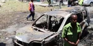 Explosion in Somalia kills at least 7