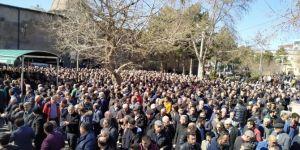 Kayseri'de aile yapısını dinamitleyen yasanın iptali için basın açıklaması