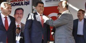 HDP Batman İl Genel Meclisi Üyesi Savaş Çıtanak istifa edip AK Parti'ye geçti