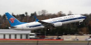 Çin'de Boeing'in uçuşları durduruldu