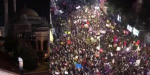 Demonstrators disrespected adhan in Istanbul