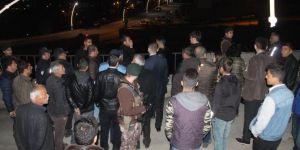Şırnak'ta çöken duvarın etrafındaki evler boşaltılıyor