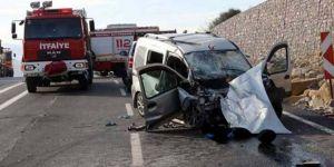 Kocaeli'de kaza: 4 yaralı