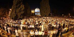 Occupying terrorists had to open doors of Al-Aqsa Mosque