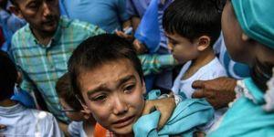 Uighur Muslims are under political pressure and torture