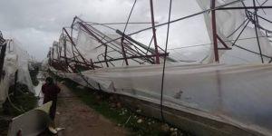 Antalya için kuvvetli rüzgar ve hortum uyarısı