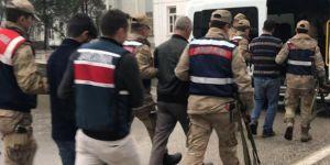 Diyarbakır'da PKK'ye eleman temininde bulunan şahıslara operasyon