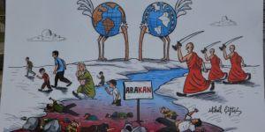 Dünya Mustazafları Diyarbakır'da fotoğraf sergisiyle anlatıldı