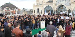 Camiye yönelik terör saldırısı Midyat'ta telin edildi