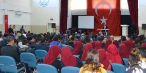 Hilvan'da Çanakkale Zaferi programı düzenlendi