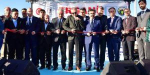 Ergani'de toplu açılış töreni düzenlendi