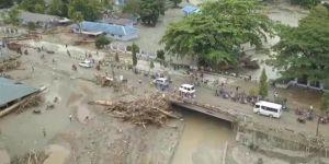 Endonezya'da ölü sayısı 114'e yükseldi
