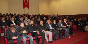 Mardin'de istihdam seferberliği ve teşvikler semineri