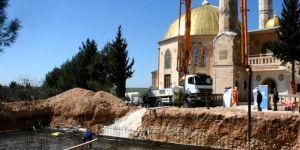 Nusaybin'de yatılı Kur'an kursunun temeli atıldı